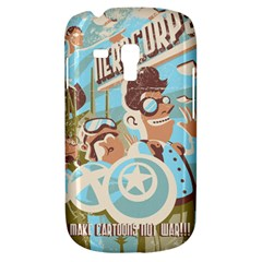 Nerdcorps Samsung Galaxy S3 MINI I8190 Hardshell Case by Contest1889920