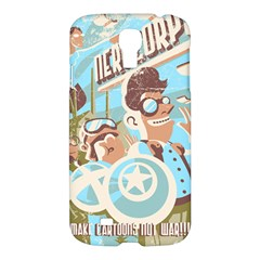 Nerdcorps Samsung Galaxy S4 I9500/i9505 Hardshell Case by Contest1889920