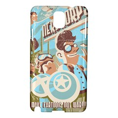 Nerdcorps Samsung Galaxy Note 3 N9005 Hardshell Case by Contest1889920