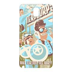 Nerdcorps Samsung Galaxy Note 3 N9005 Hardshell Back Case by Contest1889920