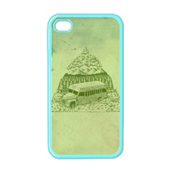 Into the Wild Apple iPhone 4 Case (Color) by Contest1893317