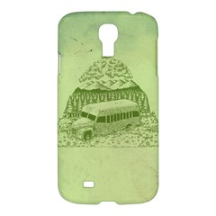 Into the Wild Samsung Galaxy S4 I9500/I9505 Hardshell Case by Contest1893317