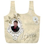 Love XL Full Print Recycle Bag - Full Print Recycle Bag (XL)