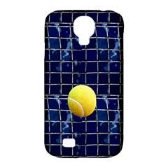 Tennis Samsung Galaxy S4 Classic Hardshell Case (pc+silicone)
