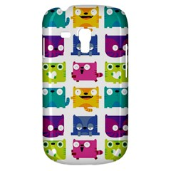 Cats Samsung Galaxy S3 MINI I8190 Hardshell Case by Contest1771913