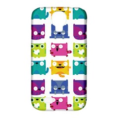 Cats Samsung Galaxy S4 Classic Hardshell Case (pc+silicone) by Contest1771913