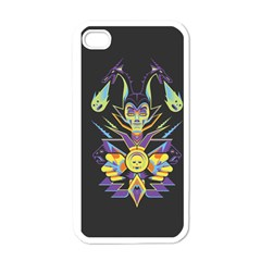 Mistress Of All Evil Apple Iphone 4 Case (white) by Contest1886839
