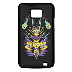 Mistress of All Evil Samsung Galaxy S II i9100 Hardshell Case (PC+Silicone) by Contest1886839