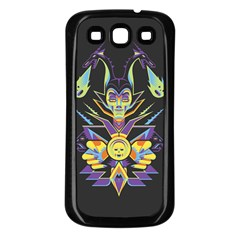 Mistress Of All Evil Samsung Galaxy S3 Back Case (black) by Contest1886839