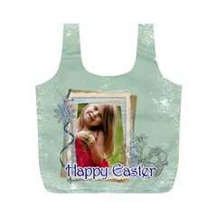 Eater By Easter   Full Print Recycle Bag (m)   6upty8prxq43   Www Artscow Com Back