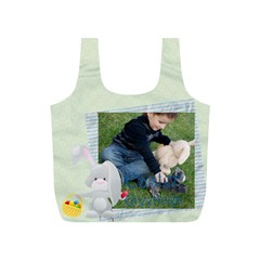 Eater By Easter   Full Print Recycle Bag (s)   R5cw34yxyzw3   Www Artscow Com Back