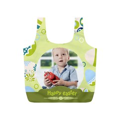 Eater By Easter   Full Print Recycle Bag (s)   Rzjmyn85bcti   Www Artscow Com Front