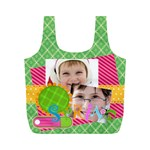 eater - Full Print Recycle Bag (M)