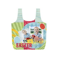 Eater By Easter   Full Print Recycle Bag (s)   Alnoy0xhndfw   Www Artscow Com Back