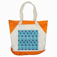 Summer Sailing Accent Tote Bag