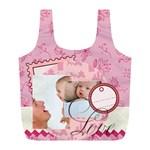baby - Full Print Recycle Bag (L)