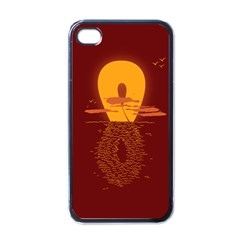 Endless Summer, Infinite Sun Apple Iphone 4 Case (black) by Contest1893972