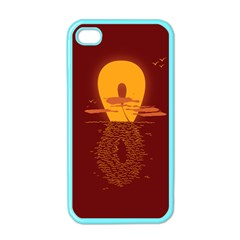Endless Summer, Infinite Sun Apple Iphone 4 Case (color) by Contest1893972