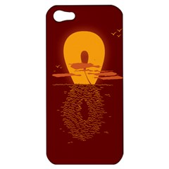 Endless Summer, Infinite Sun Apple Iphone 5 Hardshell Case by Contest1893972