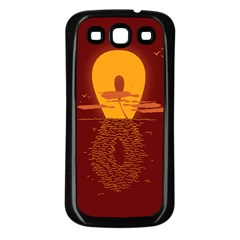 Endless Summer, Infinite Sun Samsung Galaxy S3 Back Case (black) by Contest1893972