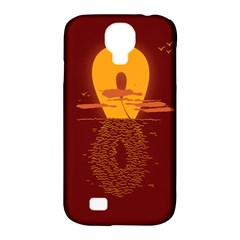 Endless Summer, Infinite Sun Samsung Galaxy S4 Classic Hardshell Case (pc+silicone) by Contest1893972
