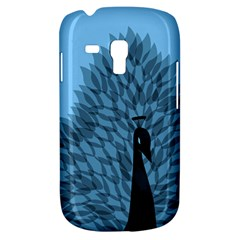 Flaunting Feathers Samsung Galaxy S3 MINI I8190 Hardshell Case by Contest1893972