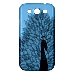 Flaunting Feathers Samsung Galaxy Mega 5 8 I9152 Hardshell Case  by Contest1893972