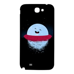 Midnight Swim Samsung Note 2 N7100 Hardshell Back Case by Contest1893972