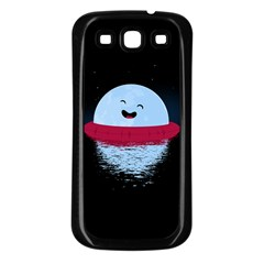 Midnight Swim Samsung Galaxy S3 Back Case (Black) by Contest1893972