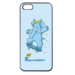 The Ollie Phant Apple Iphone 5 Seamless Case (black) by Contest1893972