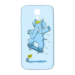 The Ollie Phant Samsung Galaxy S4 I9500/i9505  Hardshell Back Case by Contest1893972