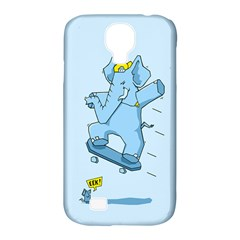 The Ollie-phant Samsung Galaxy S4 Classic Hardshell Case (PC+Silicone) by Contest1893972