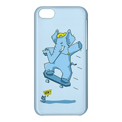 The Ollie-phant Apple iPhone 5C Hardshell Case by Contest1893972