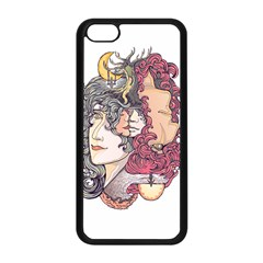 Kiss ! Apple Iphone 5c Seamless Case (black) by Contest1731890