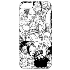 Faces In Places Apple Iphone 5 Classic Hardshell Case by Contest1894109