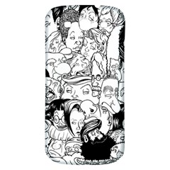 Faces In Places Samsung Galaxy S3 S Iii Classic Hardshell Back Case by Contest1894109
