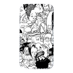 Faces in Places Samsung Note 2 N7100 Hardshell Back Case by Contest1894109