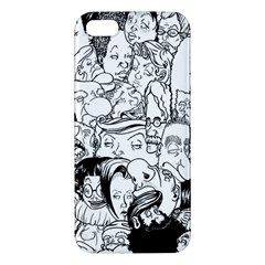 Faces In Places Iphone 5s Premium Hardshell Case by Contest1894109