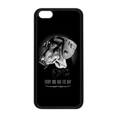 Every Dog Has Its Day Apple Iphone 5c Seamless Case (black) by Contest1761904