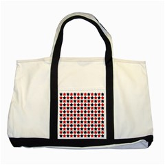 Patriot Stars Two Toned Tote Bag by StuffOrSomething