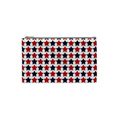 Patriot Stars Cosmetic Bag (Small) by StuffOrSomething