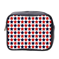 Patriot Stars Mini Travel Toiletry Bag (two Sides) by StuffOrSomething