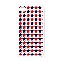 Patriot Stars Apple Iphone 4 Case (white) by StuffOrSomething