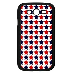 Patriot Stars Samsung Galaxy Grand Duos I9082 Case (black) by StuffOrSomething