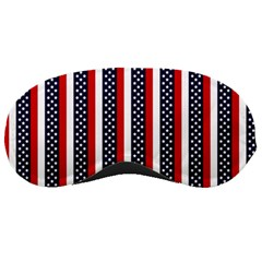 Patriot Stripes Sleeping Mask by StuffOrSomething