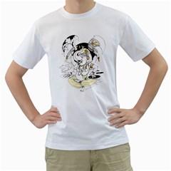 Go Ganesh Men s T Shirt (white)  by Contest1894109