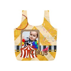 Fun Kids By Kids   Full Print Recycle Bag (s)   Ng916kx36lao   Www Artscow Com Front