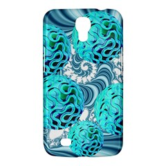 Teal Sea Forest, Abstract Underwater Ocean Samsung Galaxy Mega 6 3  I9200 Hardshell Case by DianeClancy
