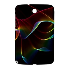 Imagine, Through The Abstract Rainbow Veil Samsung Galaxy Note 8 0 N5100 Hardshell Case