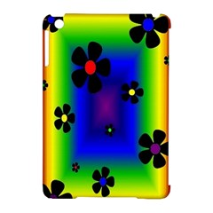 Mod Hippy Apple iPad Mini Hardshell Case (Compatible with Smart Cover) by Rbrendes